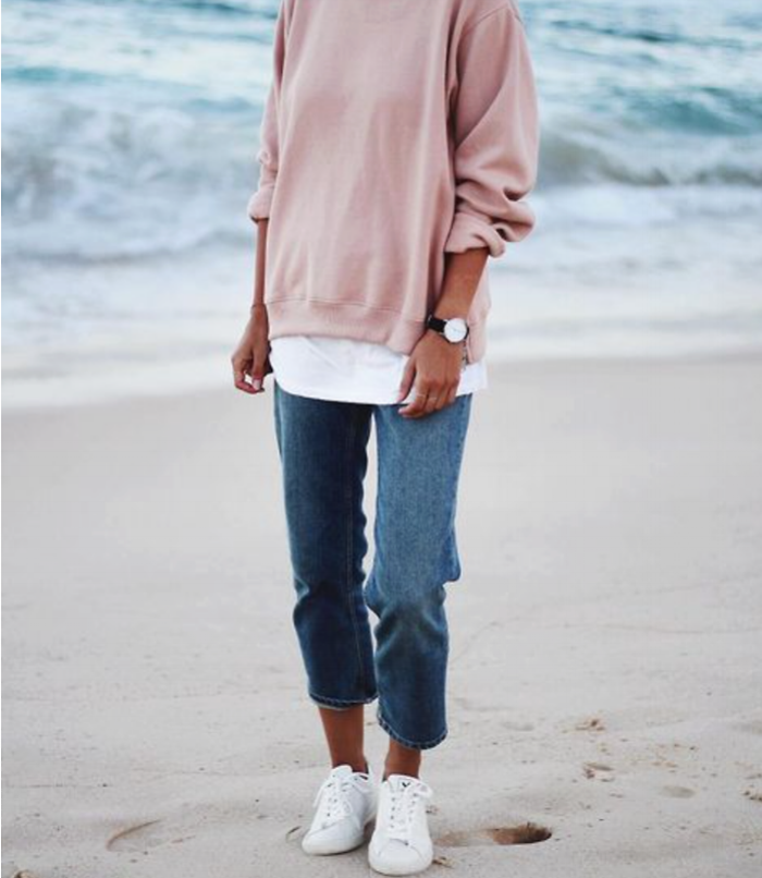 OUTFIT INSPIRATION //  PINK LOVE