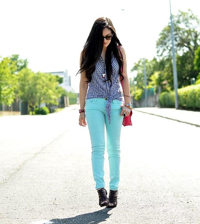 Fluor Jeans...