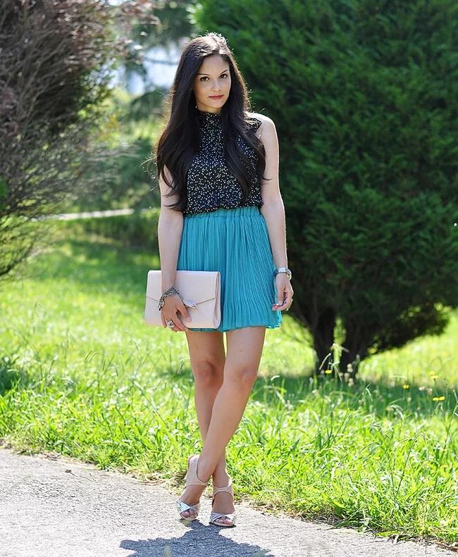 Turquoise & Stars...