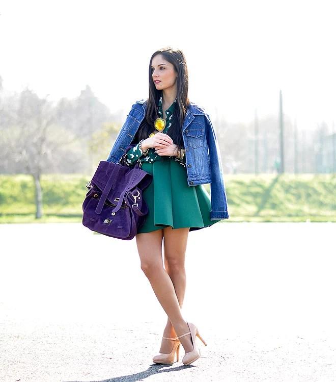 Neo Green Skirt_08