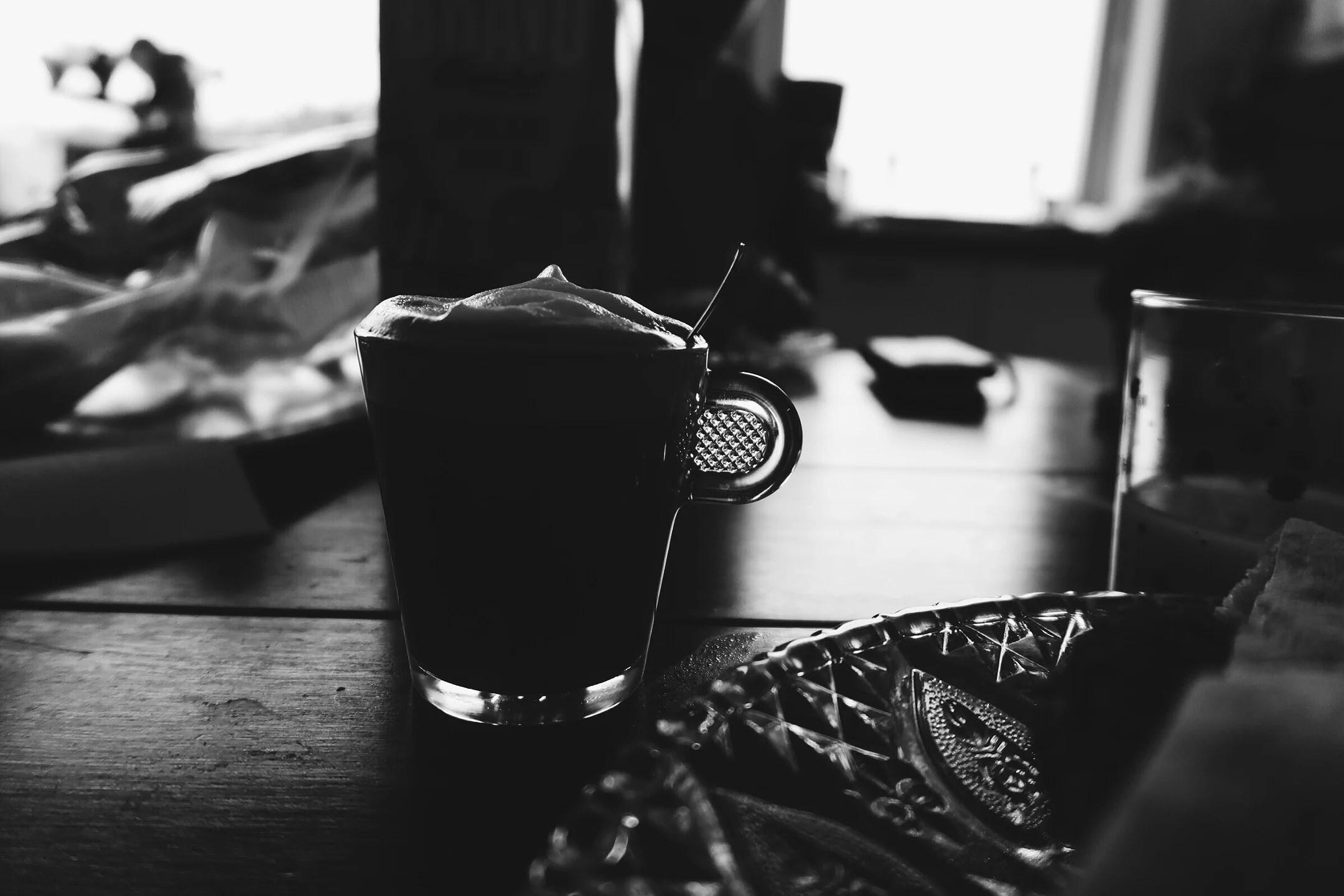 Morgon kaffet