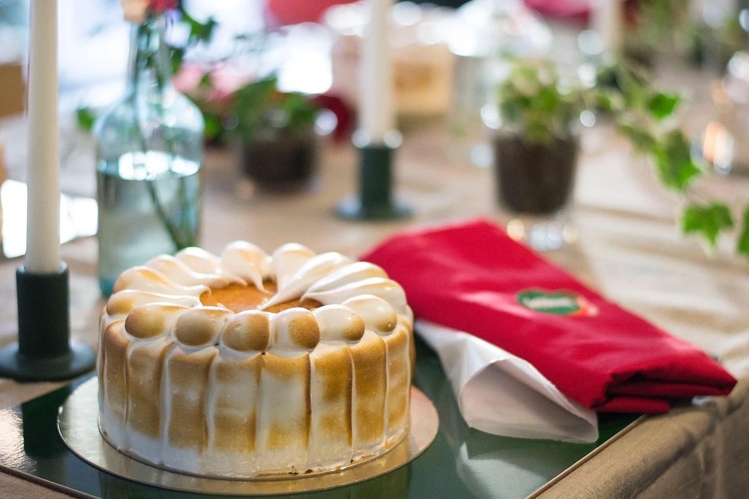 Tårtkurs med Tea och köket.se