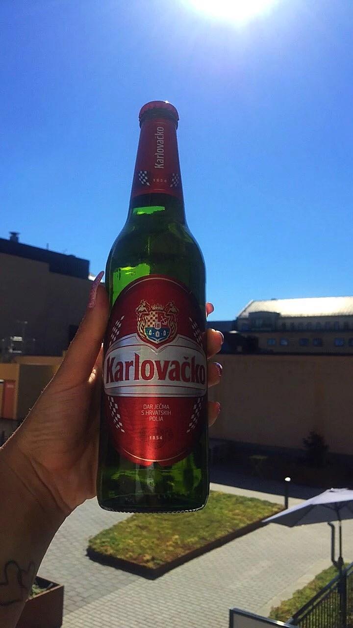 Fotboll, Kroatien och massa godis!