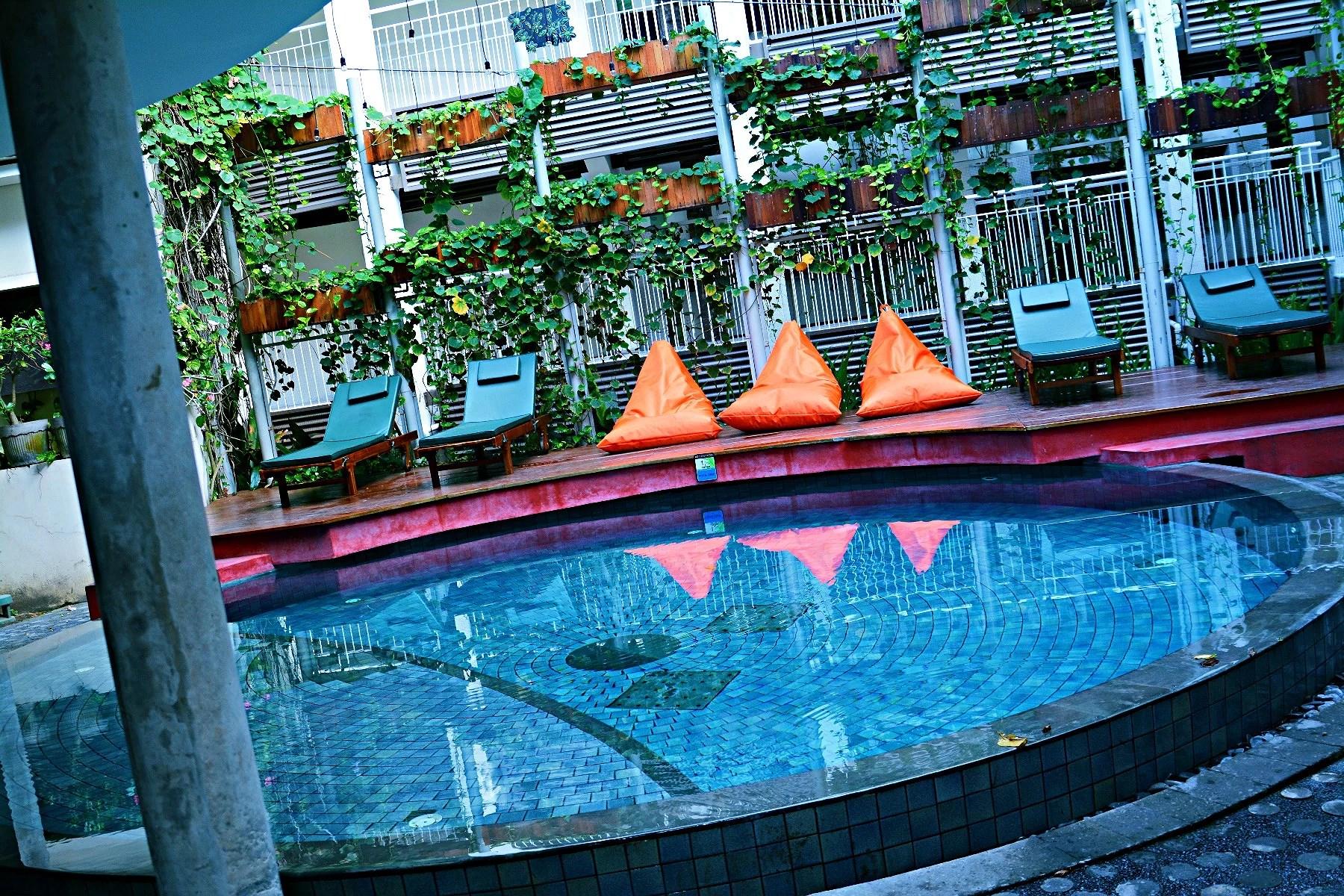 GRANDMAS HOTEL SEMINYAK/LEGIAN
