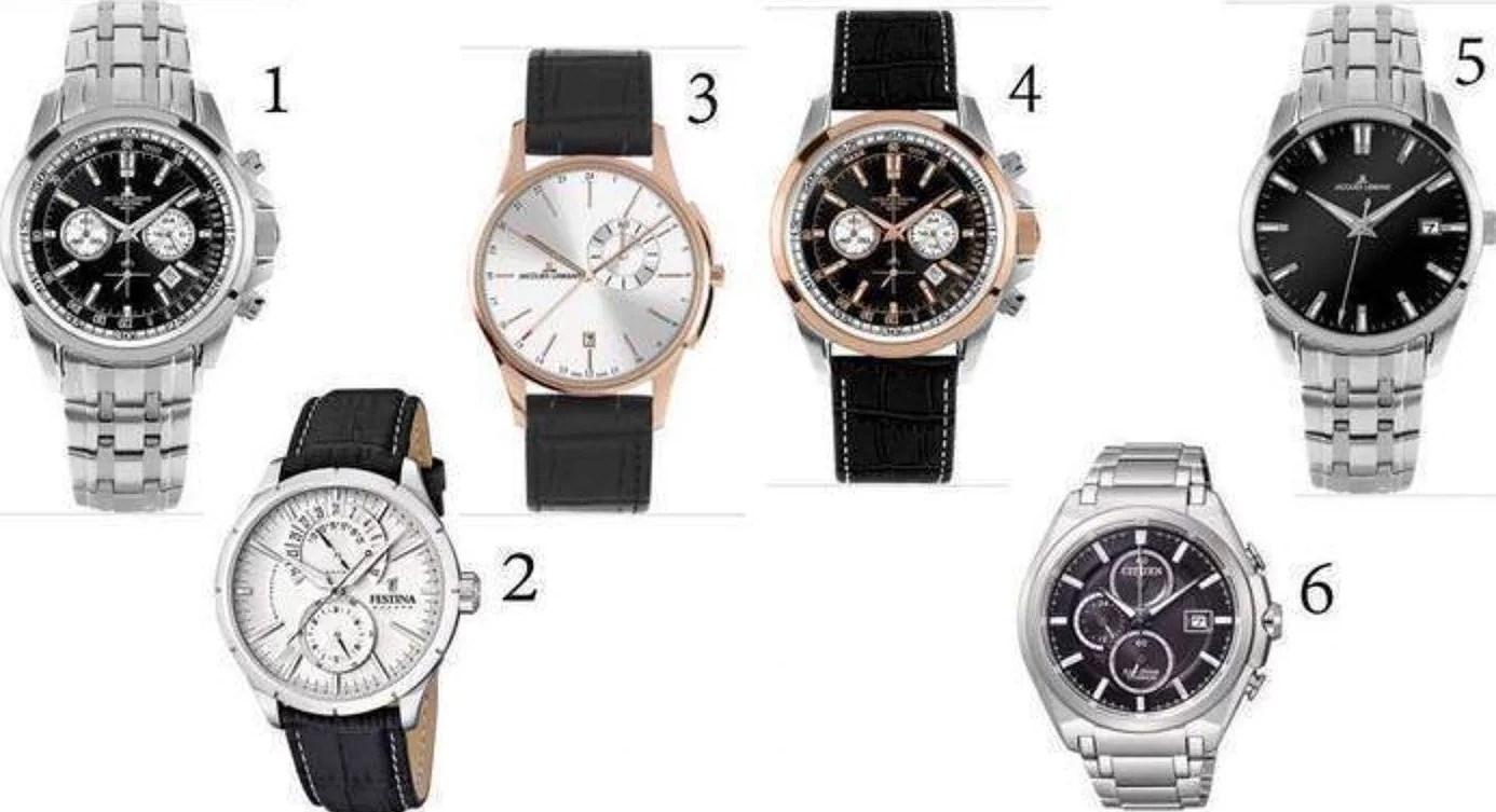 klockor för killar