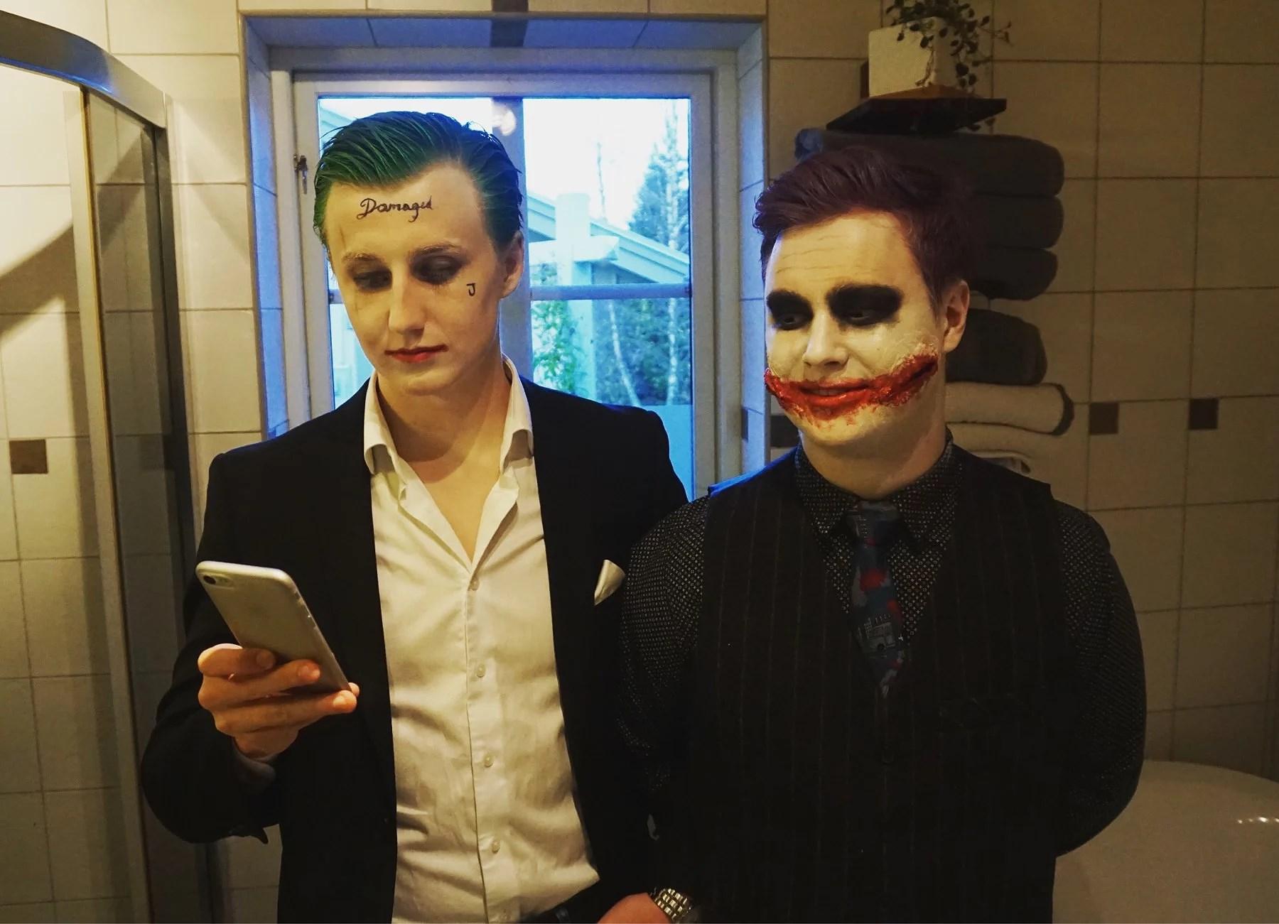 Jokern x 2