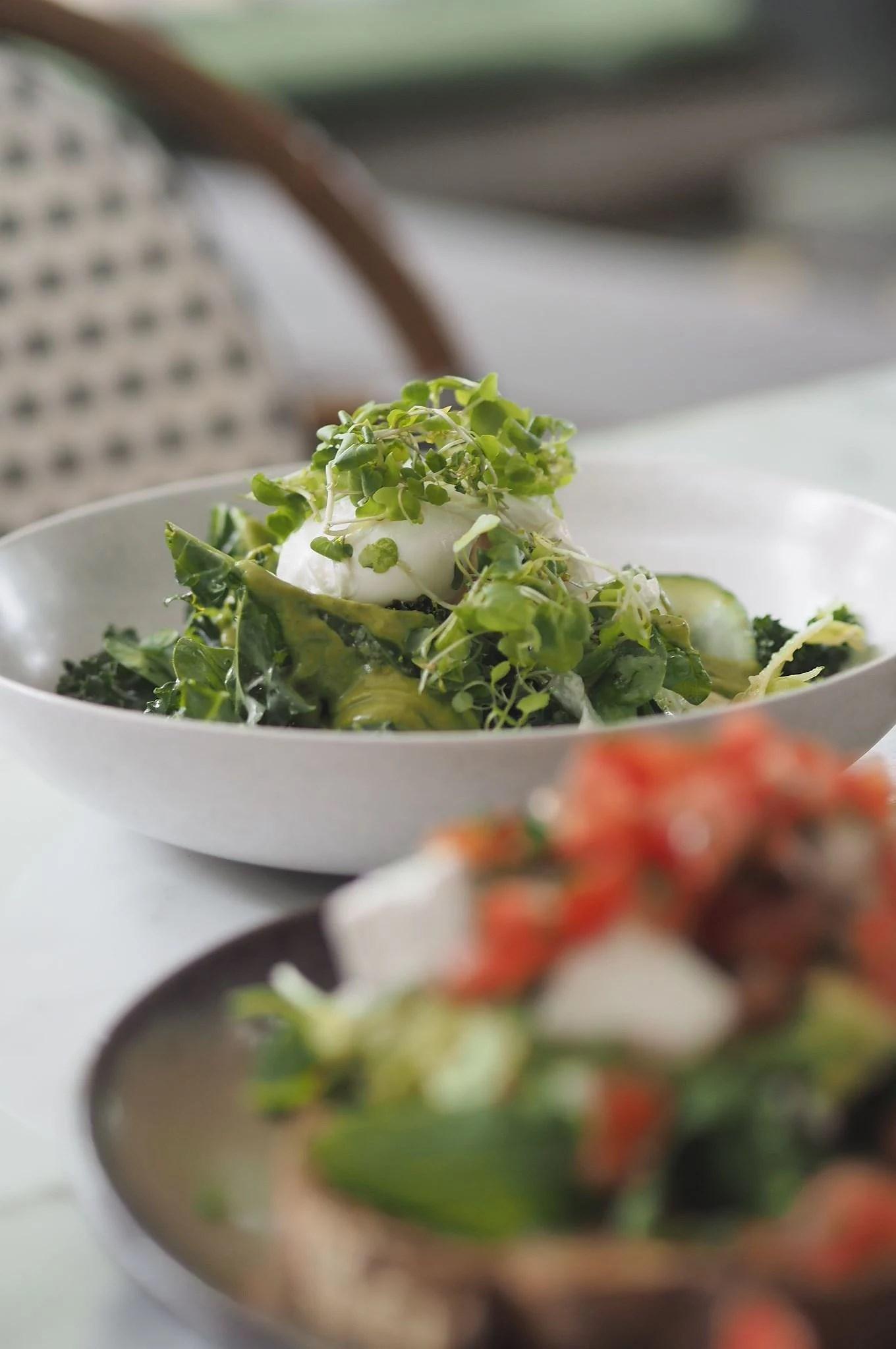 En grønn lunsj