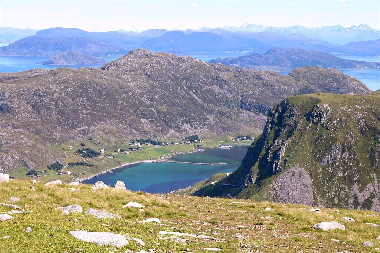 Norges västligaste punkt