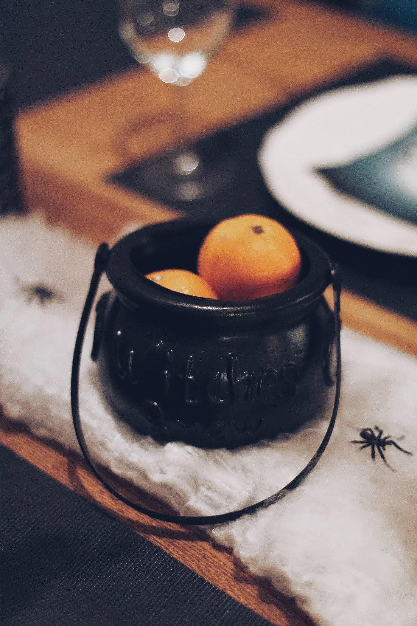 Spök-middag