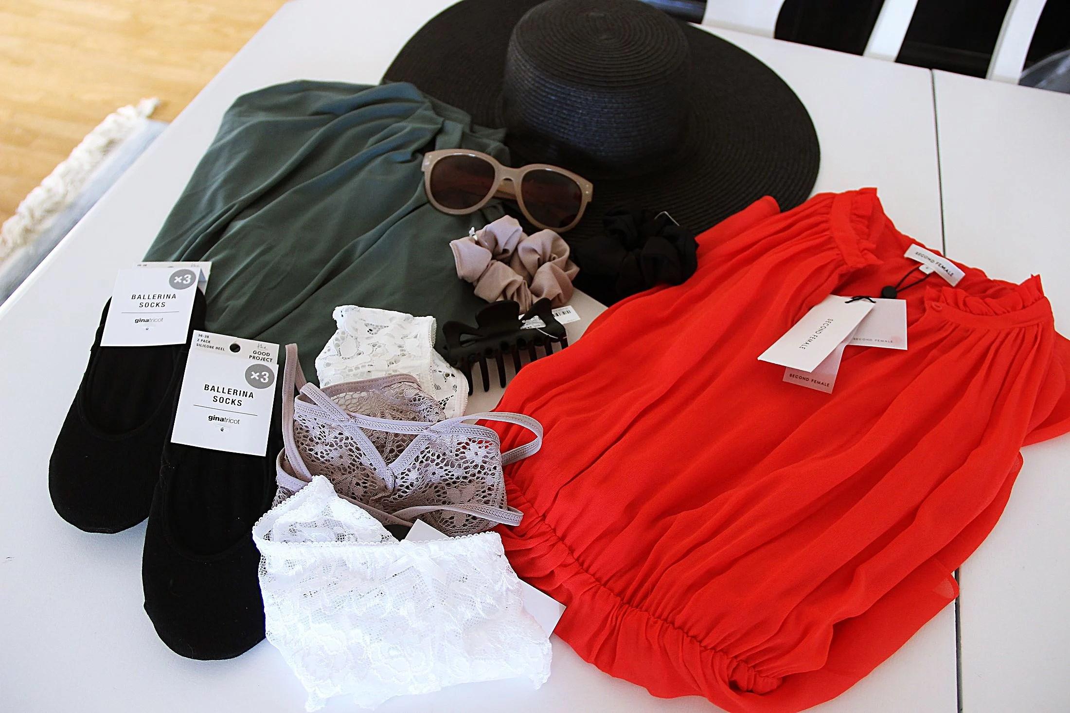 Shoppingen i lördags