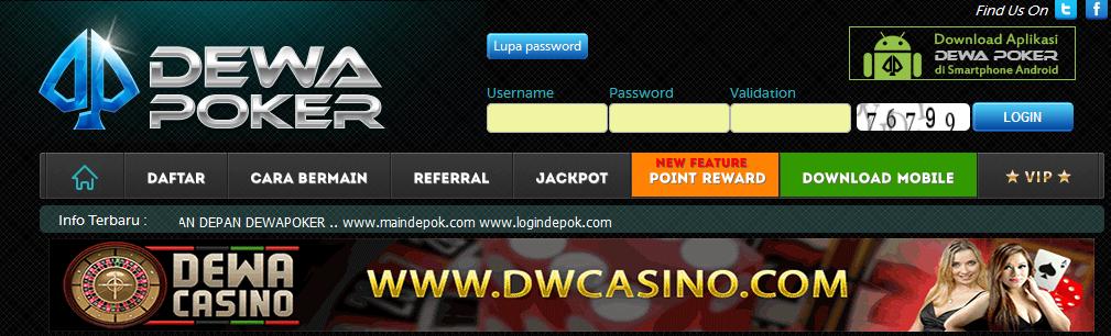 Dewa Poker Alternatif Login Menangdp Dewamupoker Com Bolahoki99