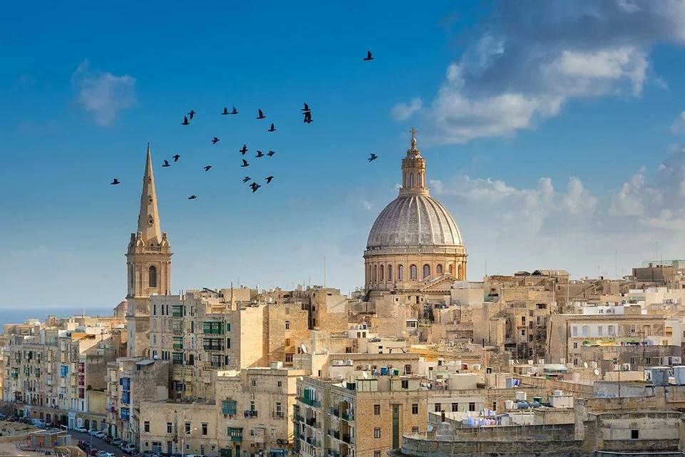 Malta - den perfekta lilla ön