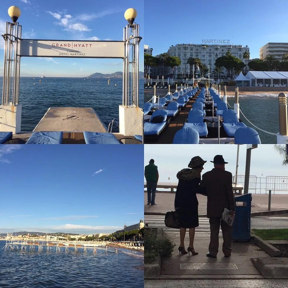 LIdt af dejlige Cannes