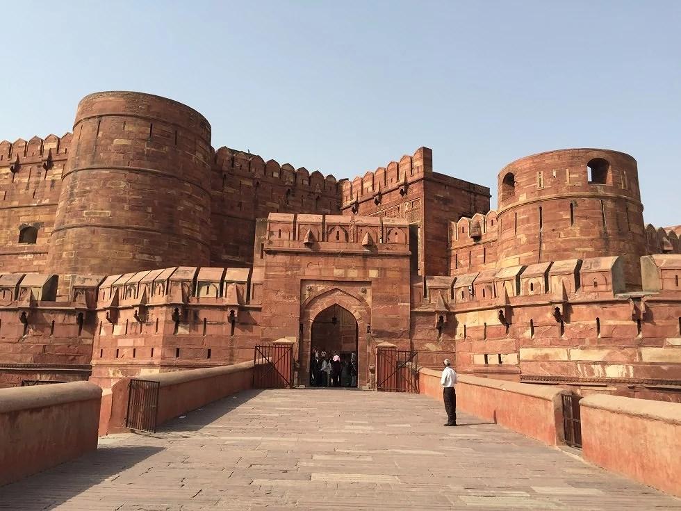 Det Røde fort i Agra