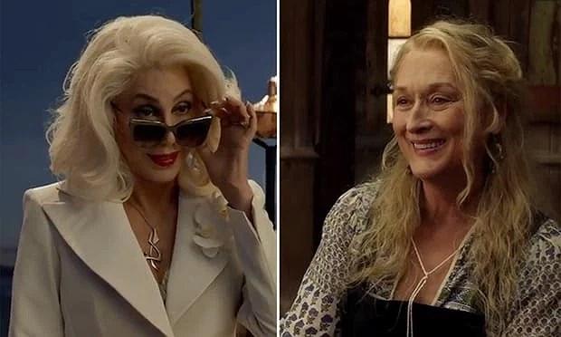 Mamma Mia, igen - Smygpremiär