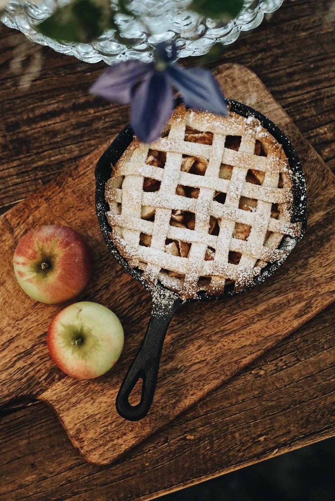 More apple pie!
