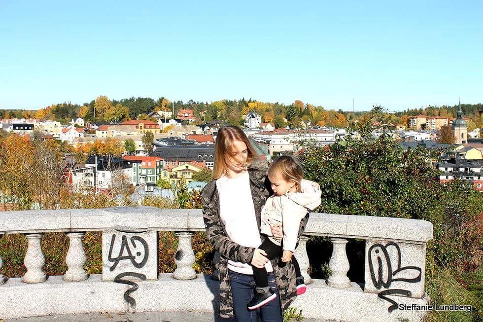 Gästblogg - Jag var gravid i åtta månader - Steffanie´s snabbversion!