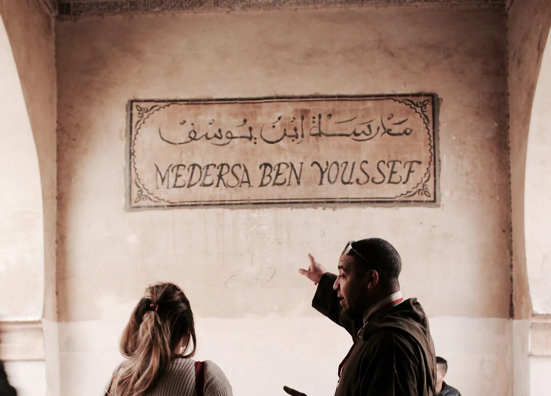 Madrasa de Ben Youssef