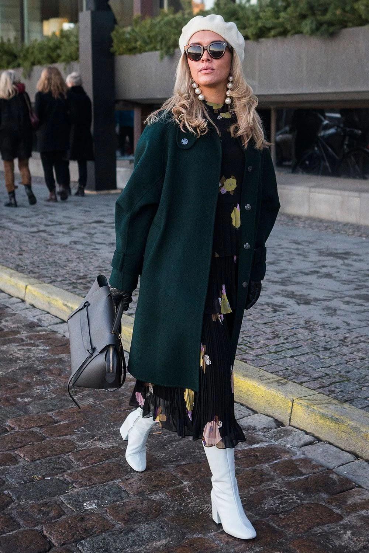 Bästa Streetstyle modet från STHLM Fashion Week