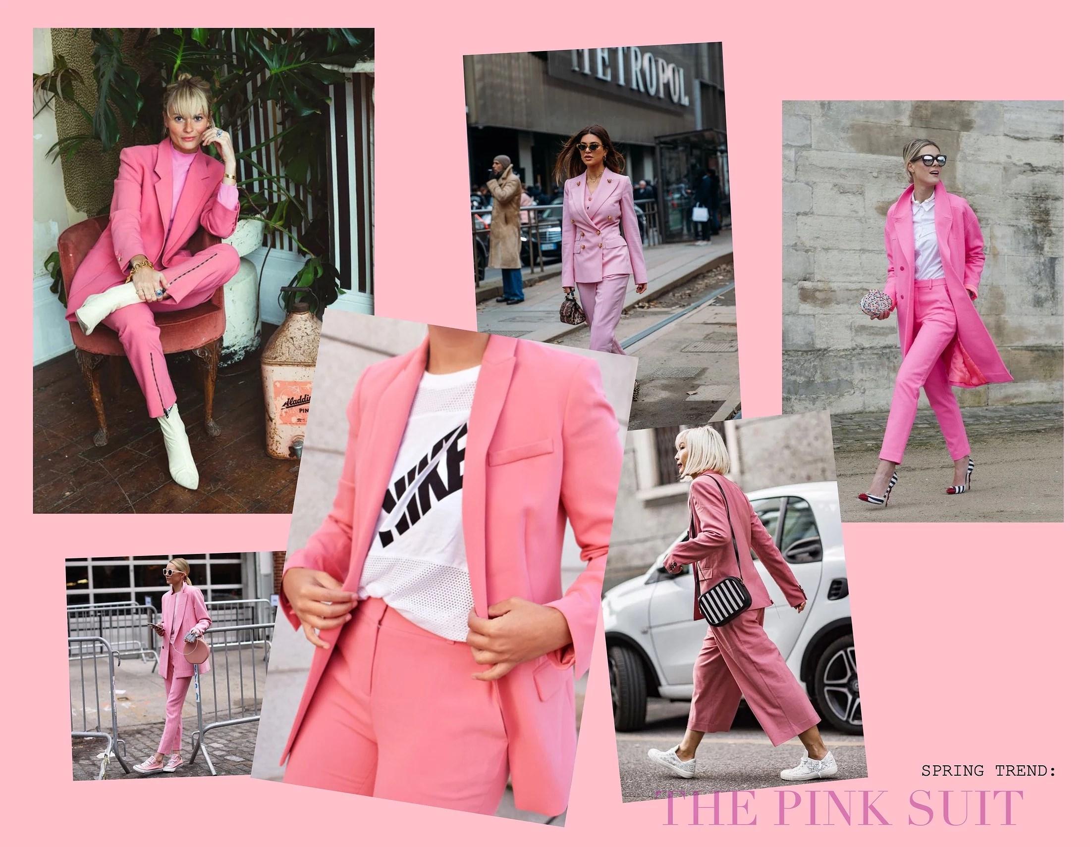 Den rosa trendguiden för våren