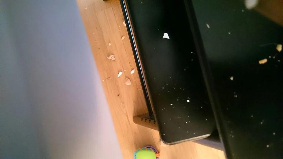 Mer på golvet