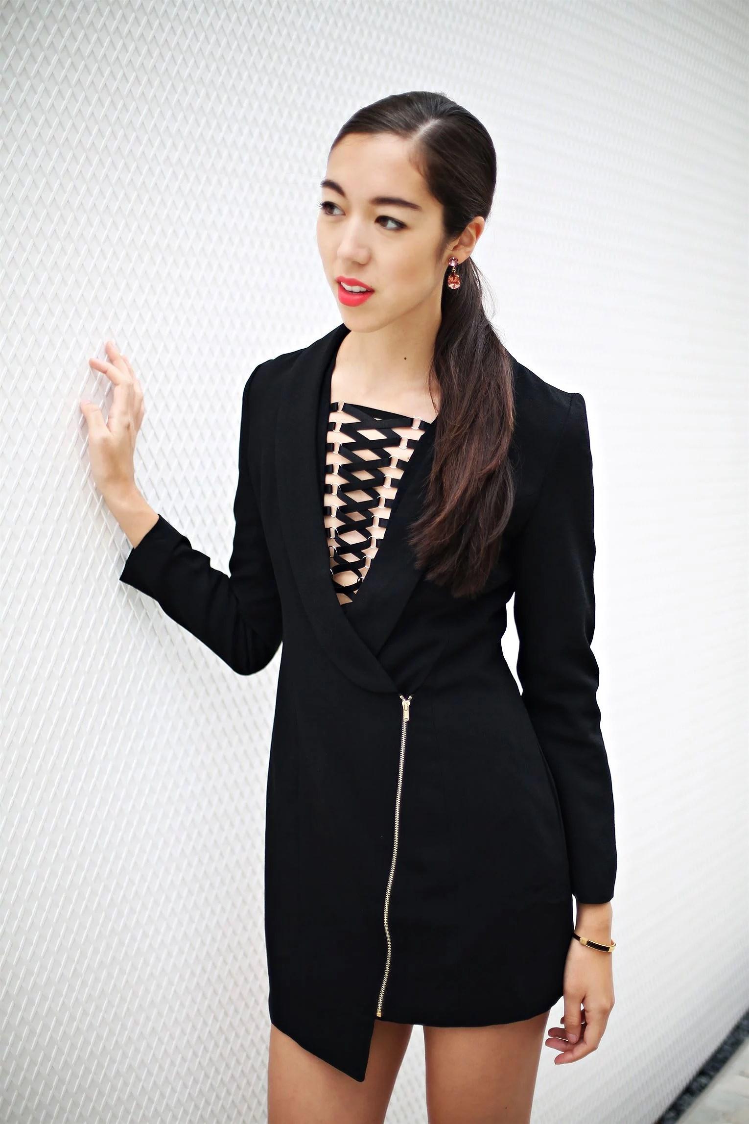 Tobi blazer dress (3)