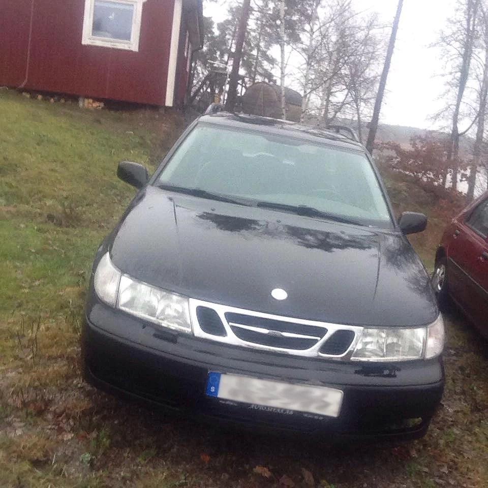 Min första bil