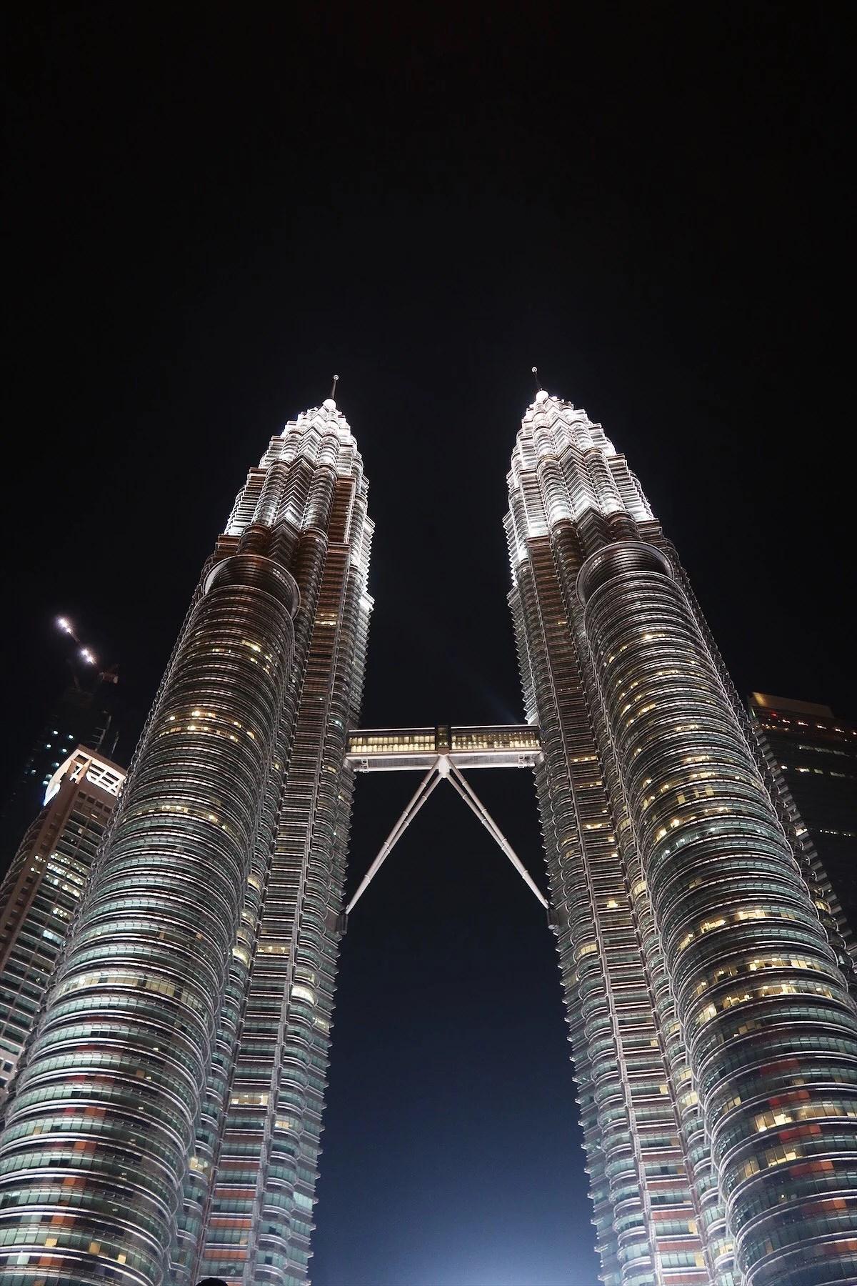 Kuala Lumpur för en dag