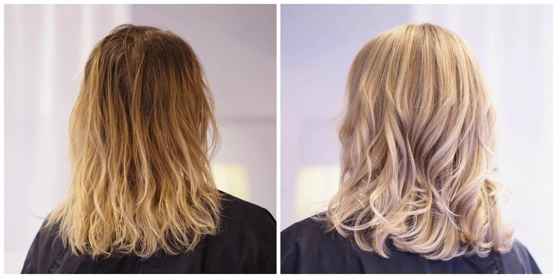 blondemakeover