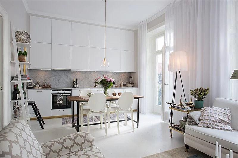 Gardiner Vardagsrum Inspiration : Cornelias interior