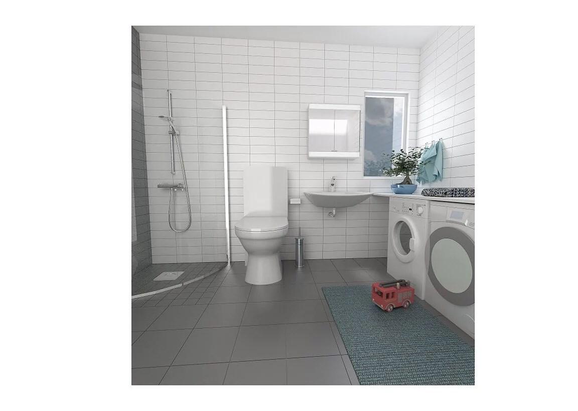 Funderingar kring badrummet i nya lägenheten