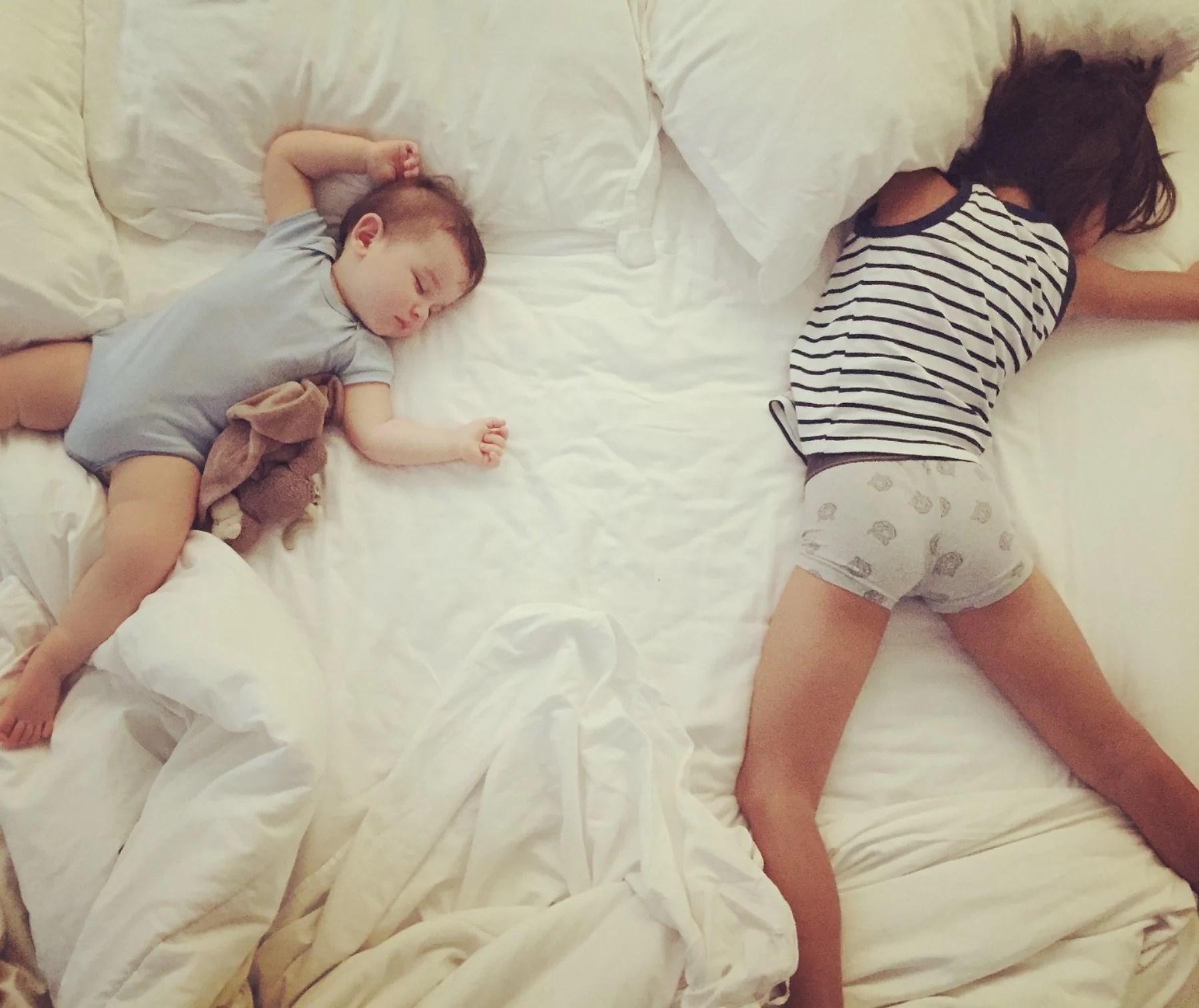 Sov nøgen og sov bedst