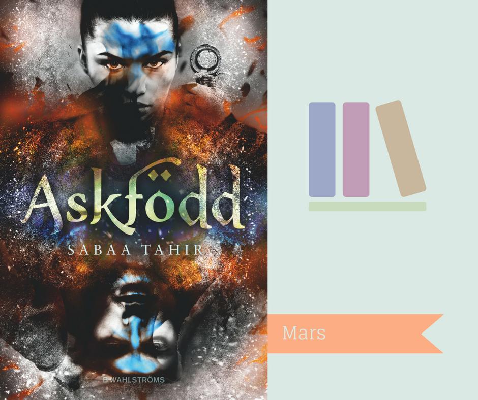 Böcker på Storytel - Askfödd