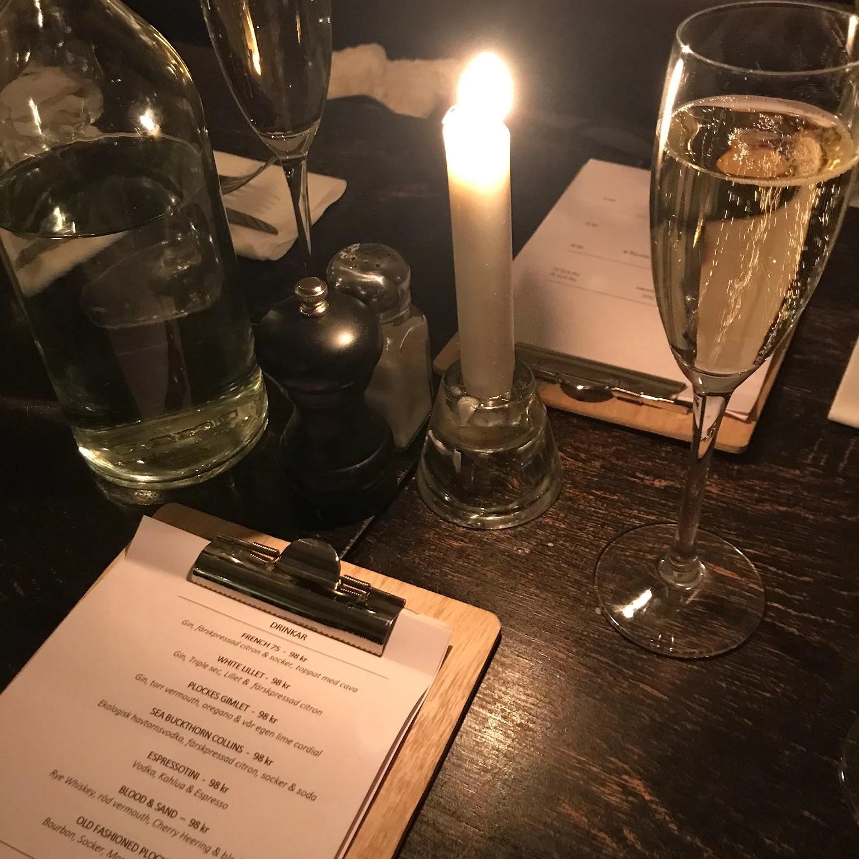 Middag på Plockepinn