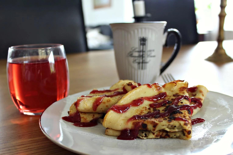 Semesterfrukost och update