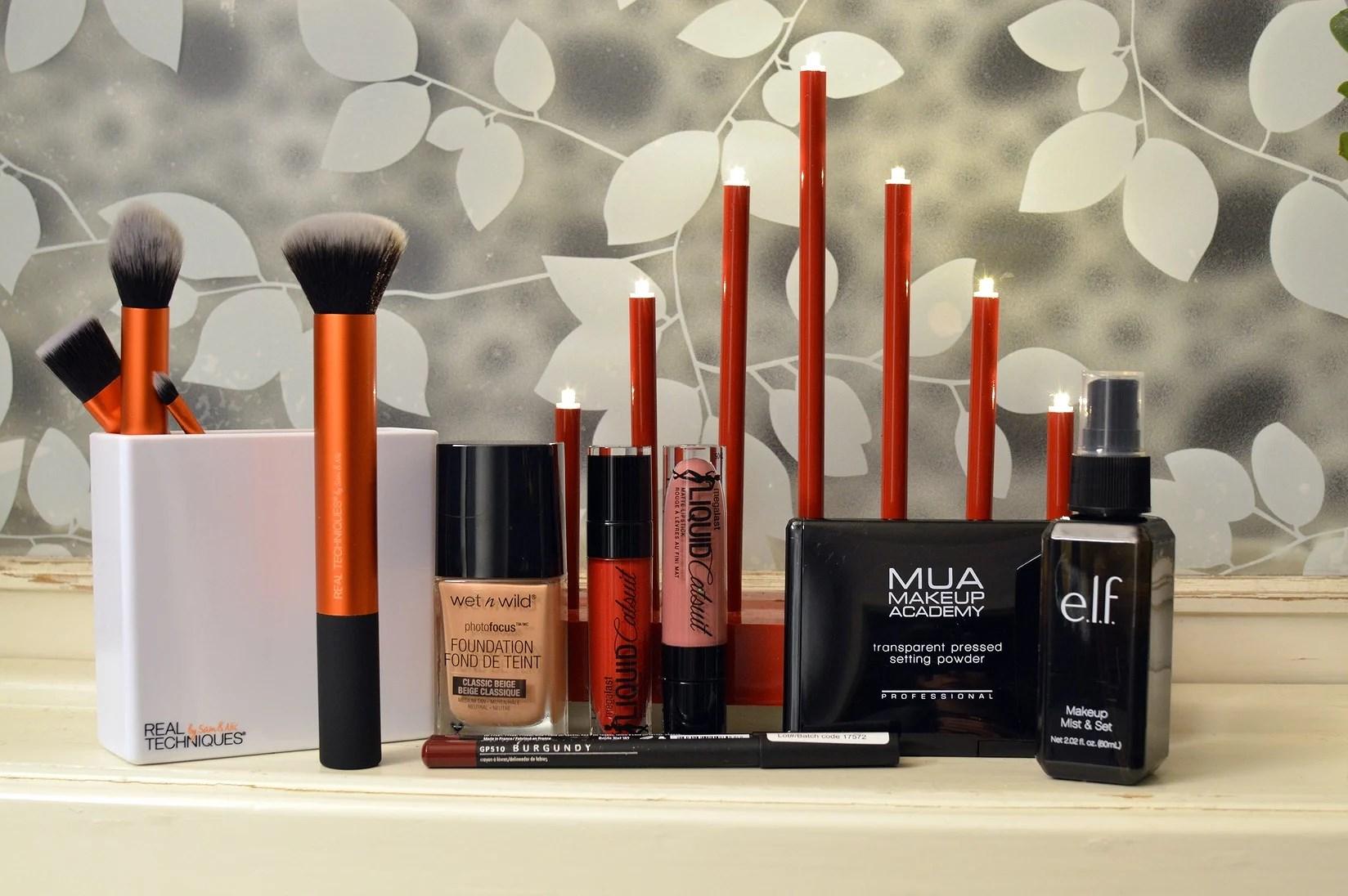 Makeup - JFR