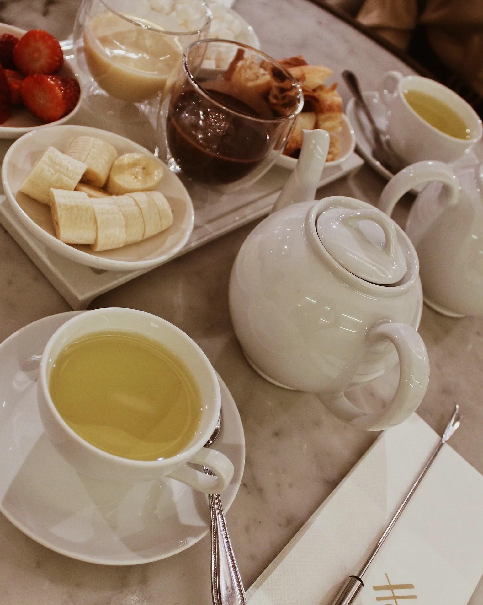 Godiva Chocolate Café