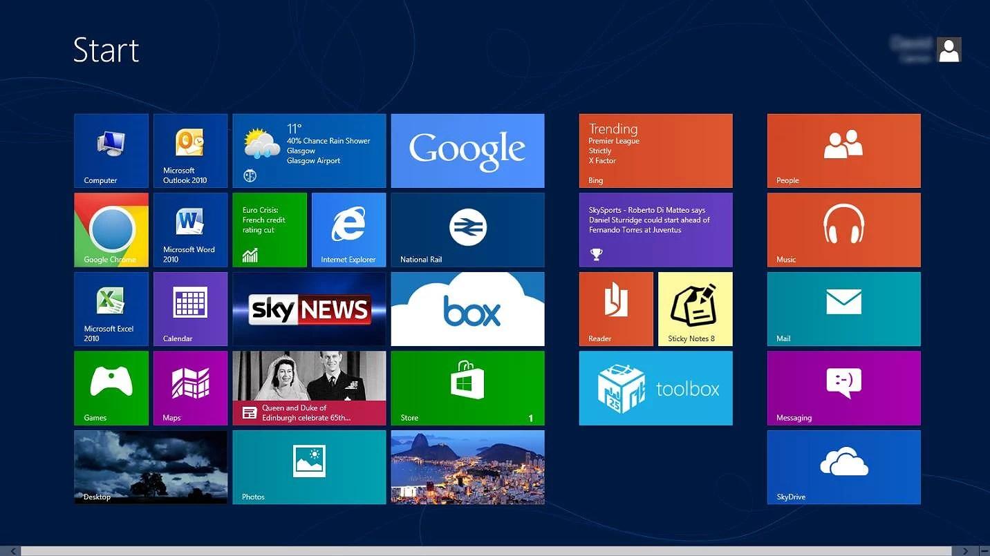 Jag testar: Windows 8