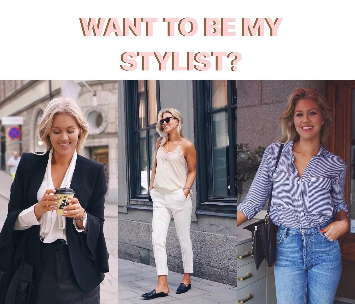 Vill bli Stylist? Look here!