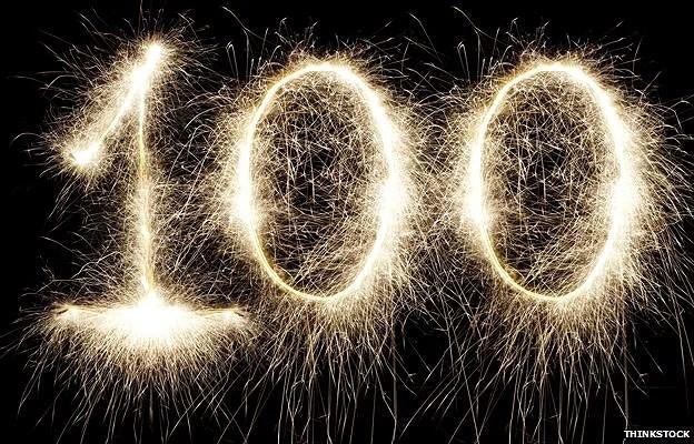 100 Dagar i USA