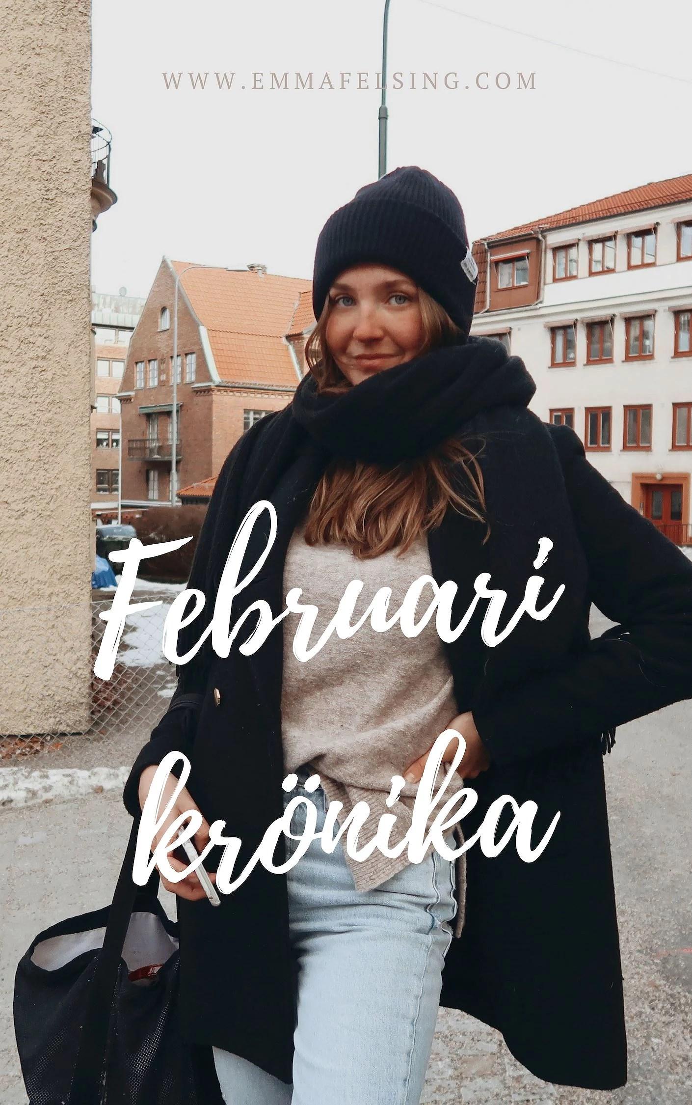 Februari krönika