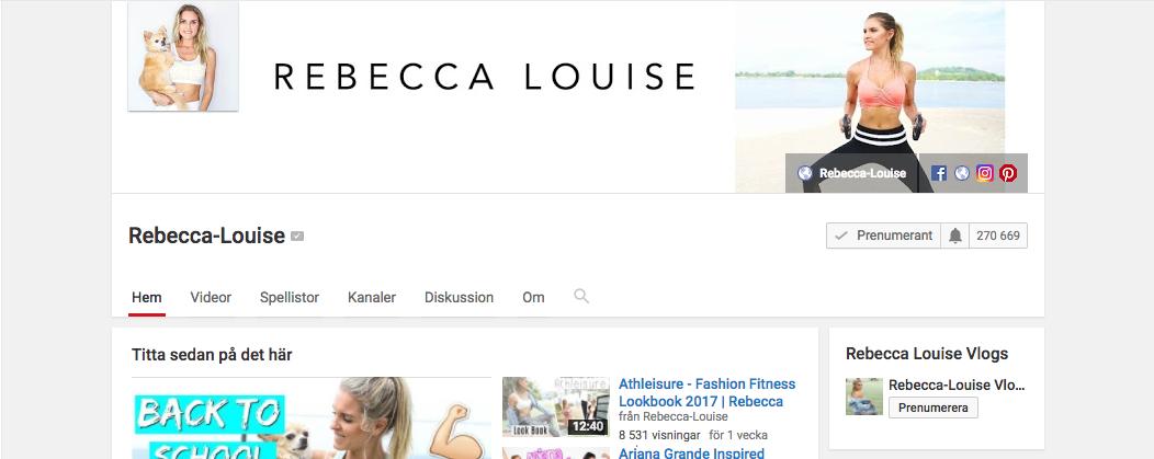 Natta Tipsar: Rebecca Louise