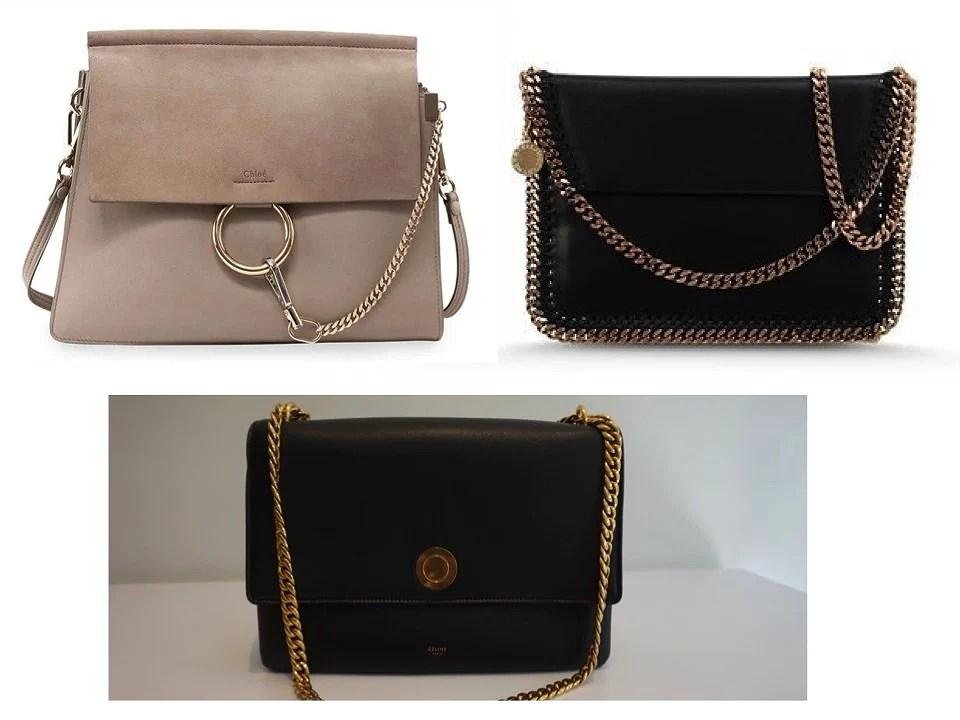 svart crossover väska
