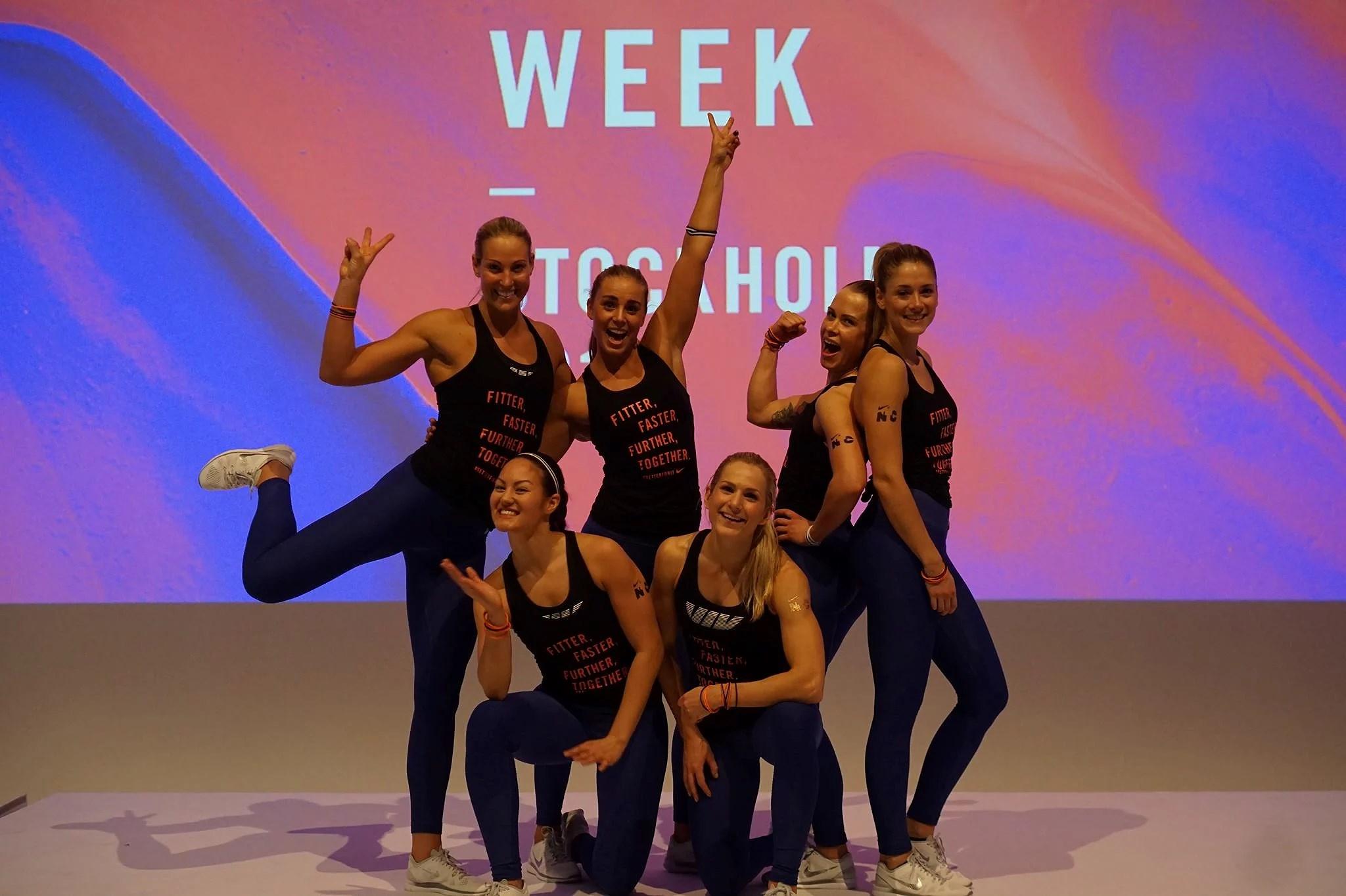 Nike Women's Week Stockholm