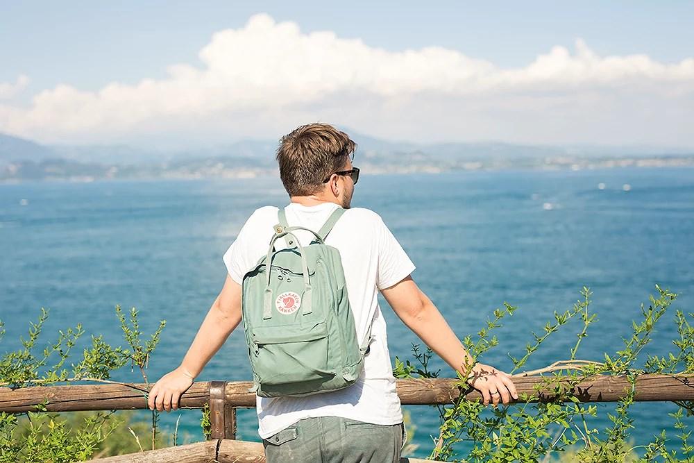 krist.in reise italia gardasjøen strand