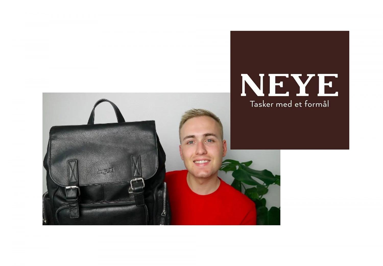 DEN PERFEKTE STUDIETASKE FT. NEYE