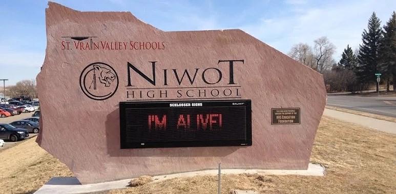 Niwot High School