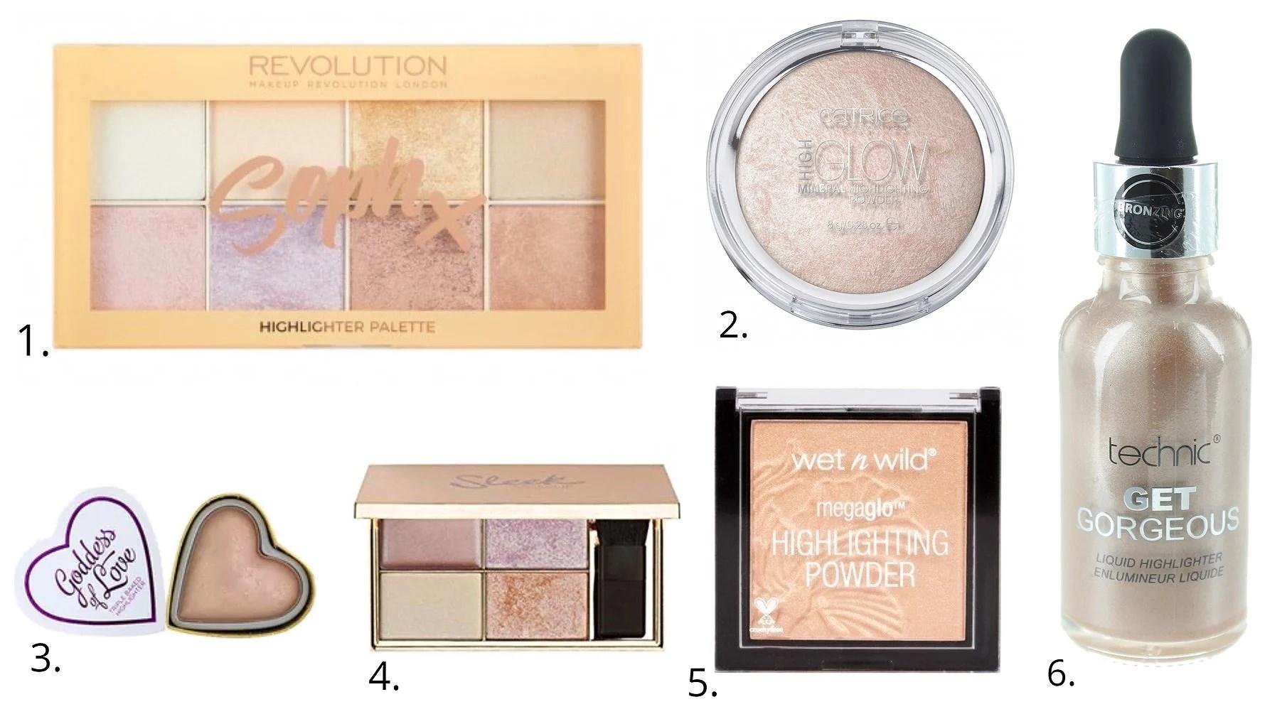 Bring the Glow To Me | Makeup Wishlist