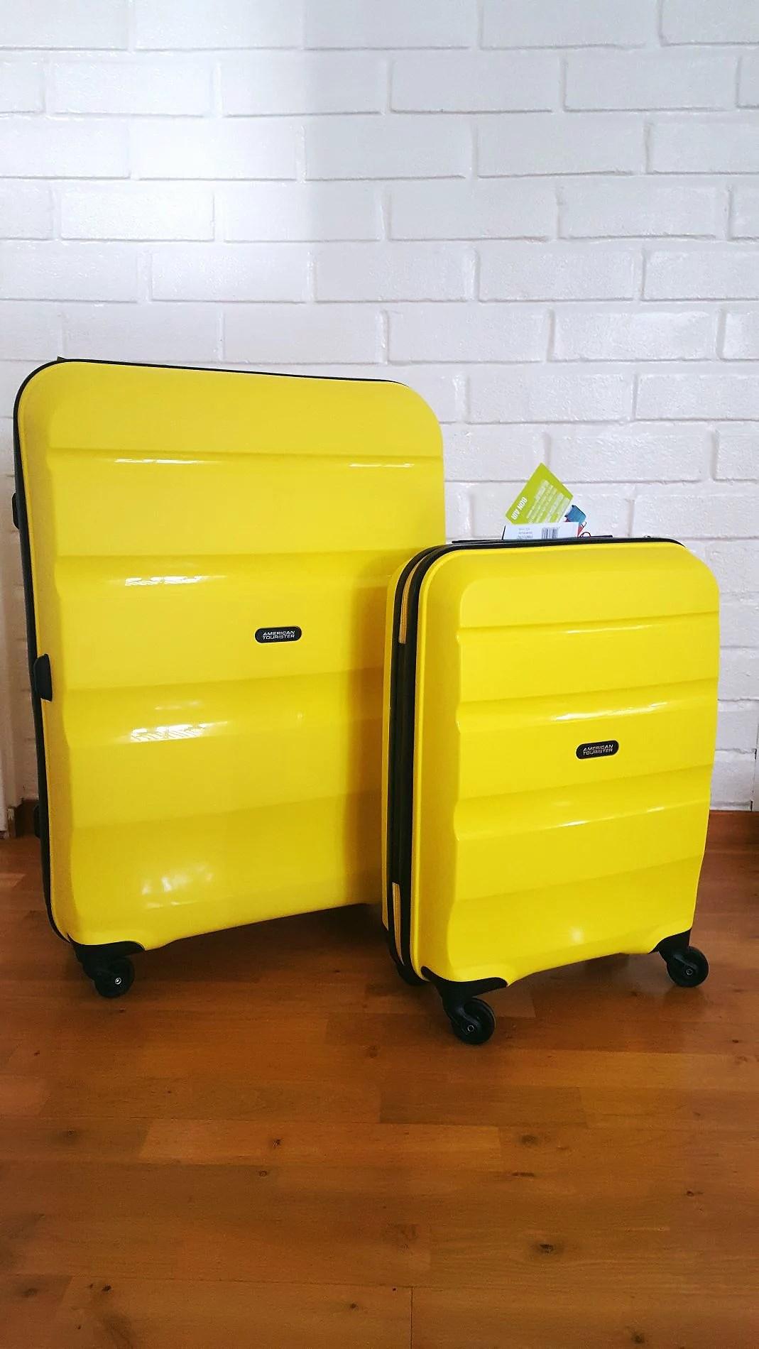nya resväskor