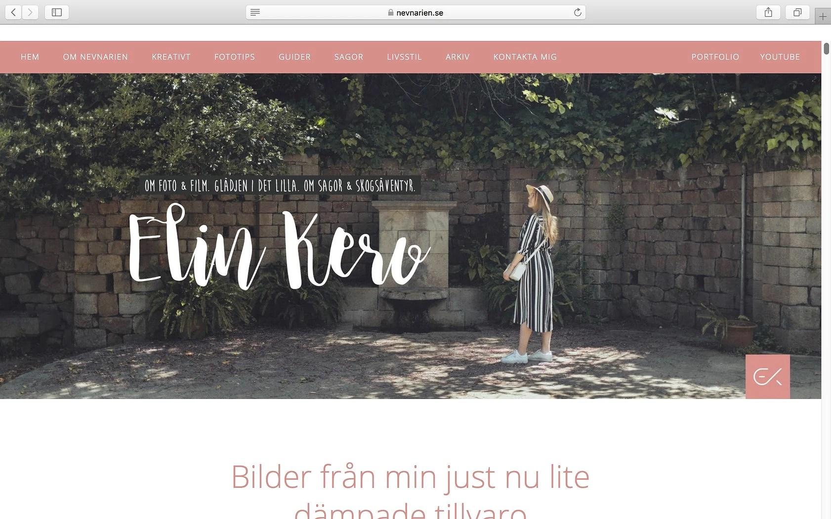 Bloggar jag läser